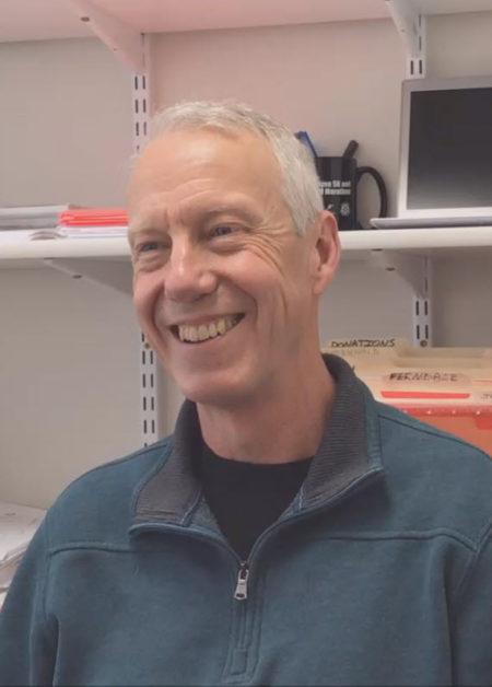 Dean Christensen, owner, Brick Oven Bakery (BOB)